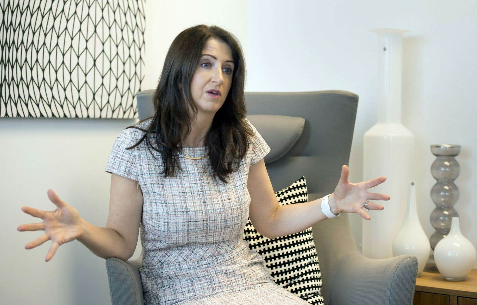 La nouvelle présidente d'IKEA Canada, Marsha Smith
