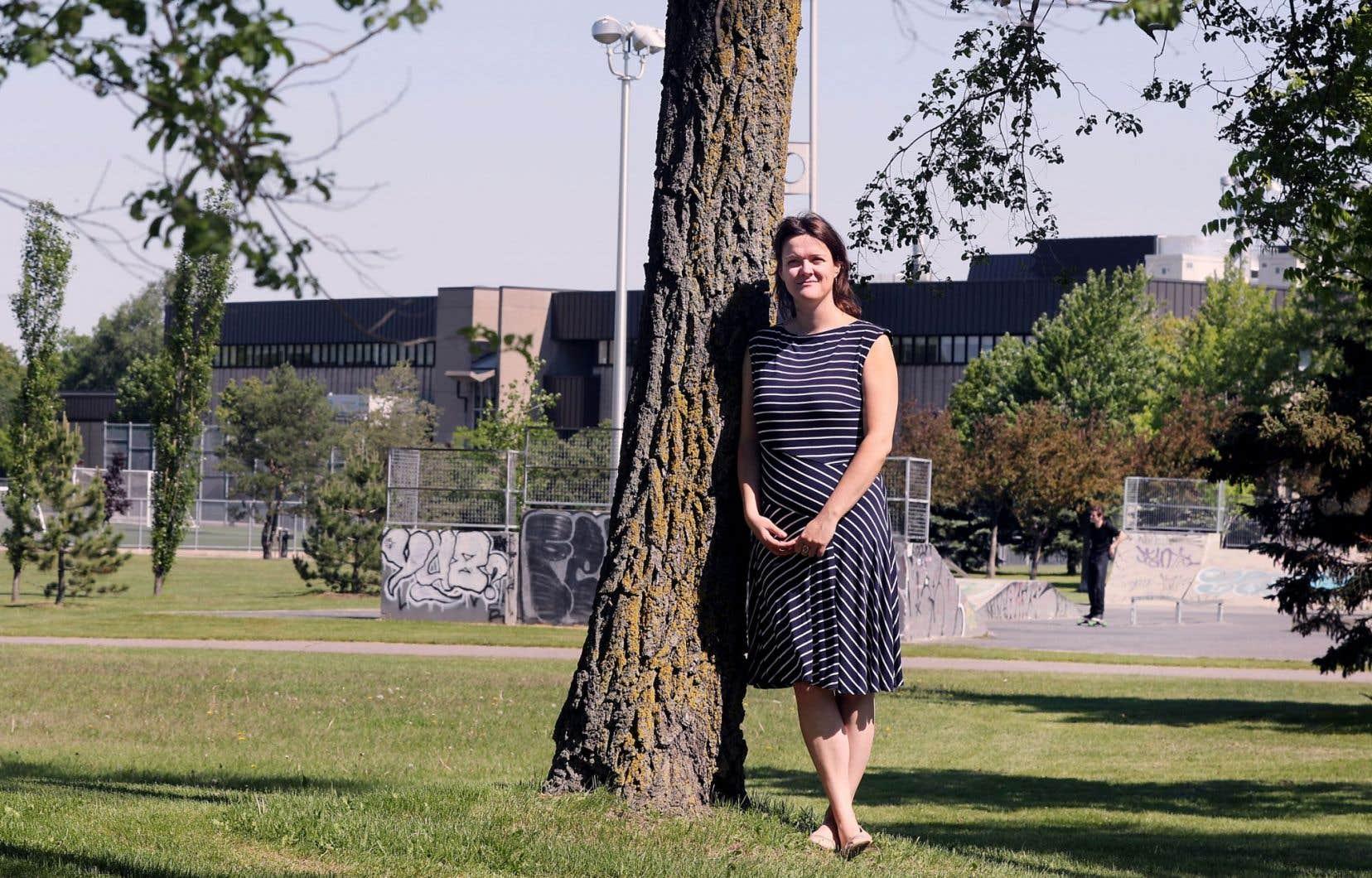L'école doit renouer avec sa fonction première, dit Joëlle Tremblay.