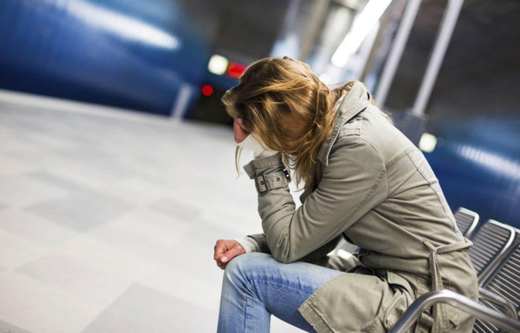 À peine un jeune sur dix se tourne vers une ressource professionnelle pour parler de ses émotions, sa santé mentale ou sa consommation d'alcool ou de drogues.