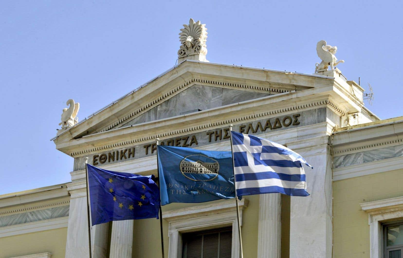 Le nouveau déboursement de 8,5 milliards d'euros accordé à la Grèce lui permettra de rembourser plusde 7milliards d'euros de créances dues en juillet.