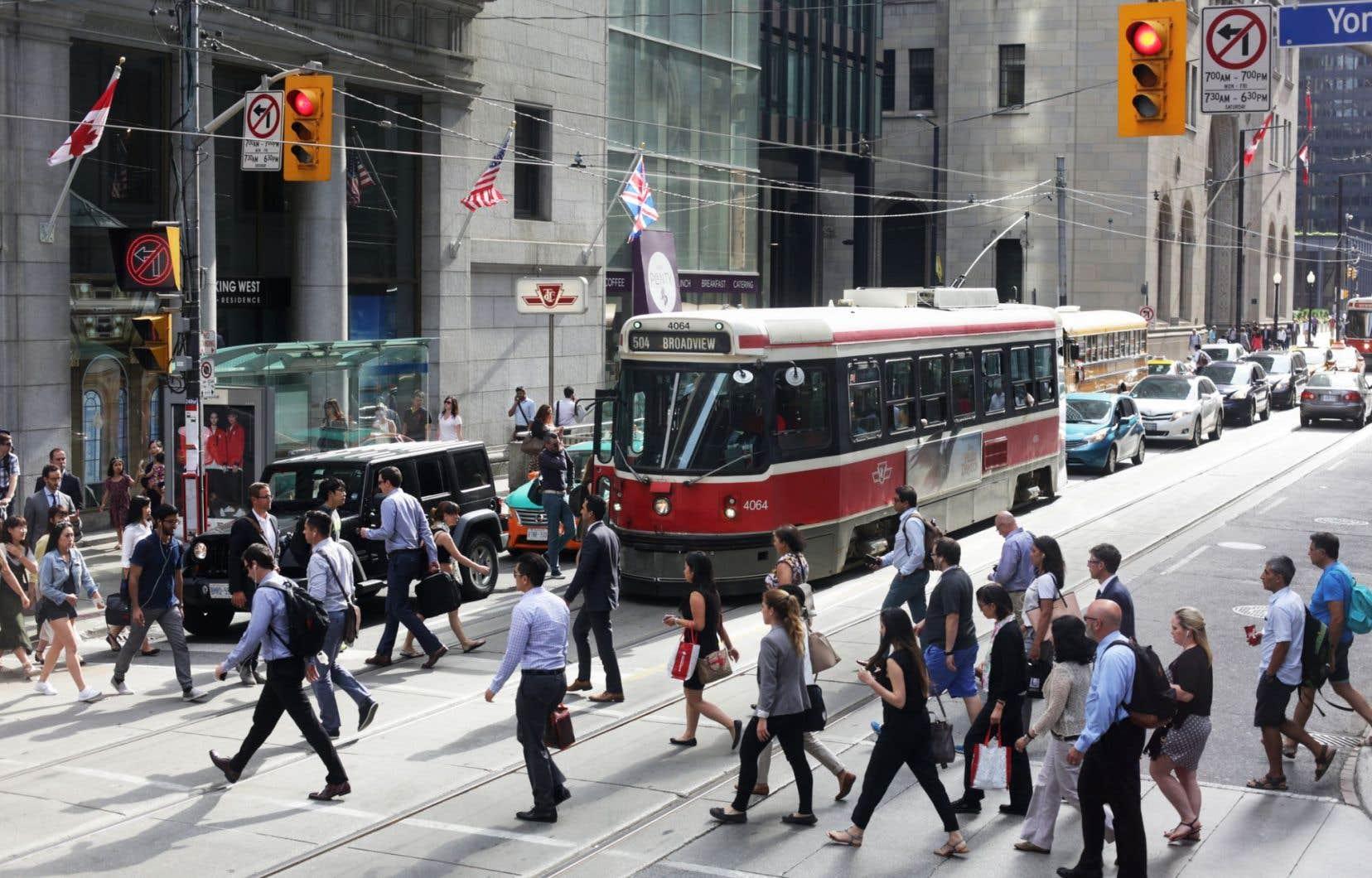 Sans actions immédiates, le niveau de vie futur du Canada est menacé, selon le cabinet Deloitte.