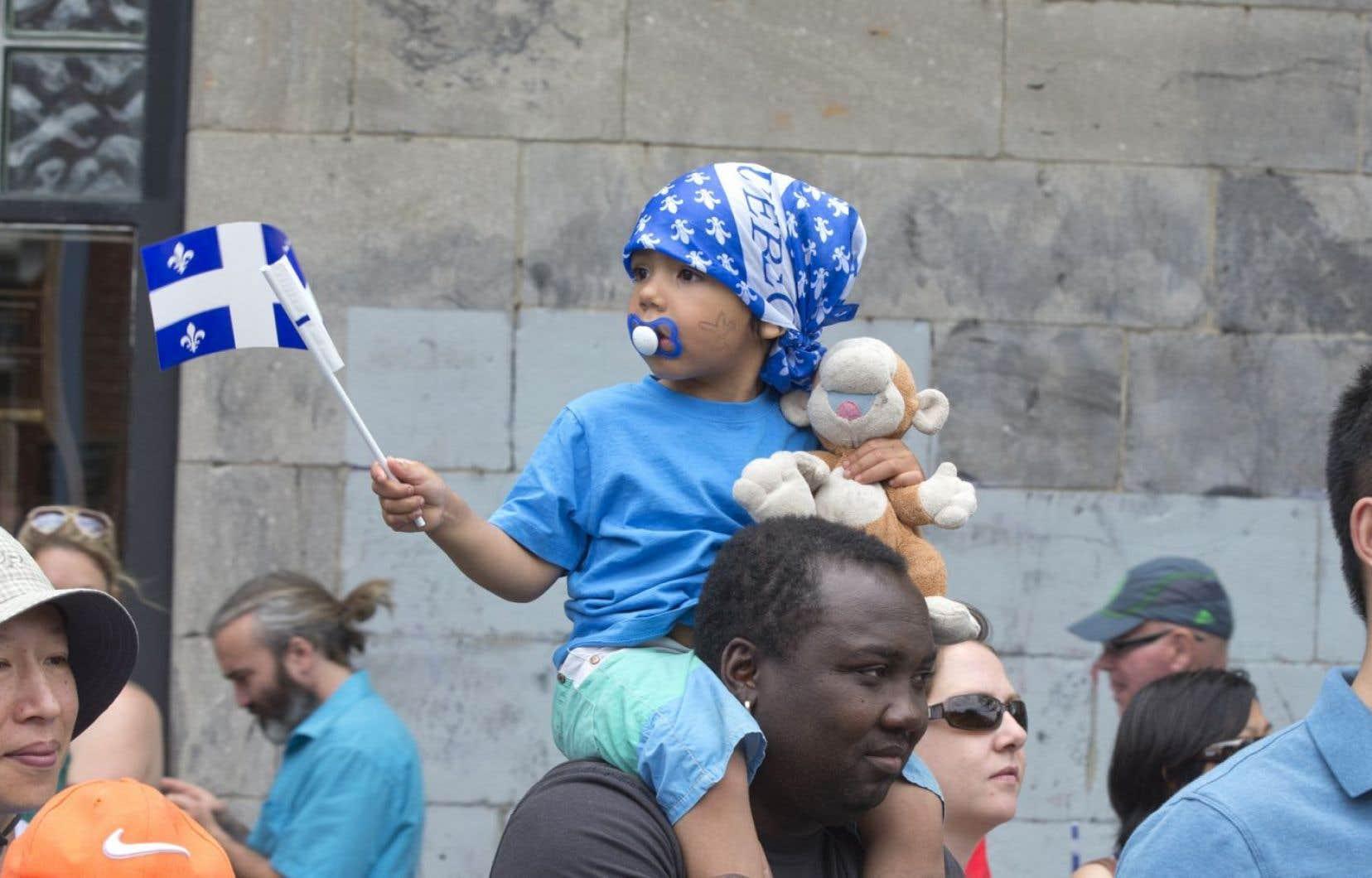 Seuls certains réactionnaires, enragés et déclassés, refusent de reconnaître que l'identité québécoise s'est profondément modifiée au fil des années et des décennies.