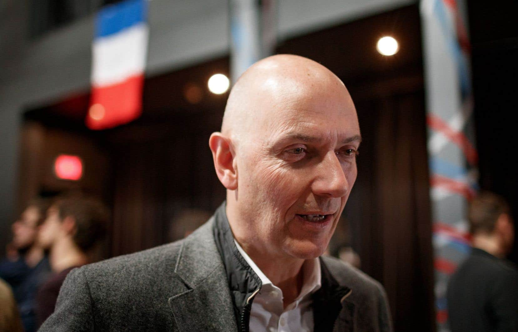 Roland Lescure