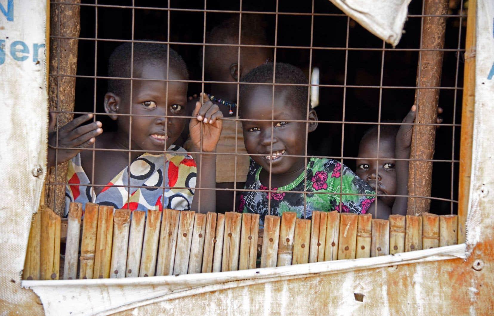 Au total, ce sont pas moins de 3,7millions de Sud-Soudanais qui ont été déracinés par les violences.