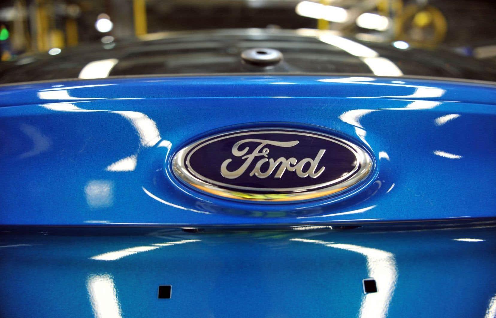 Ford a confirmé mardi l'annulation de la construction d'une usine géante d'assemblage de voitures au Mexique.
