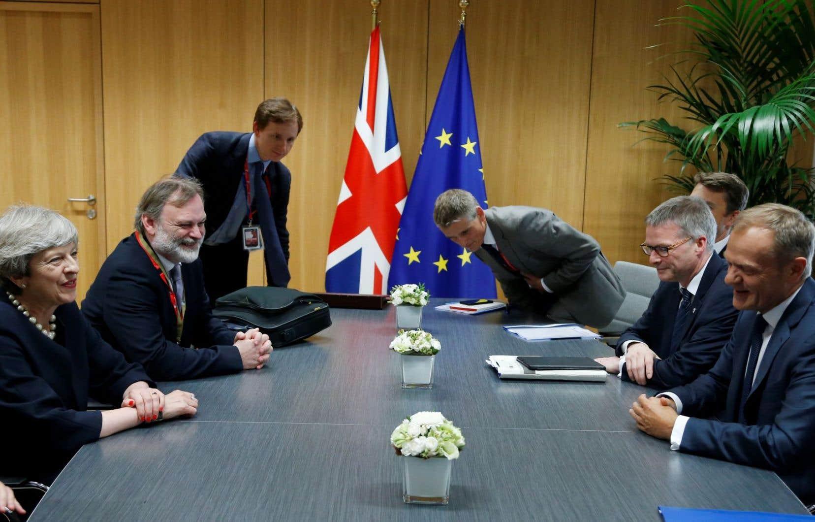 L'offre que Theresa May considère comme «équitable et sérieuse» risque de ne pas satisfaire l'Union européenne.