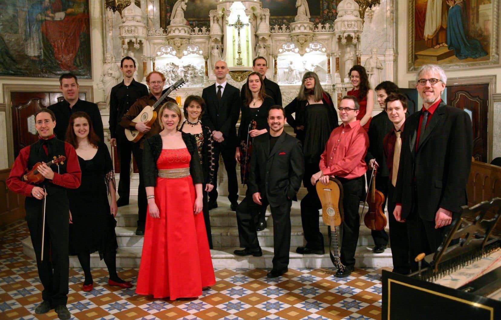 Le festival Montréal baroque en est à sa 15e édition.