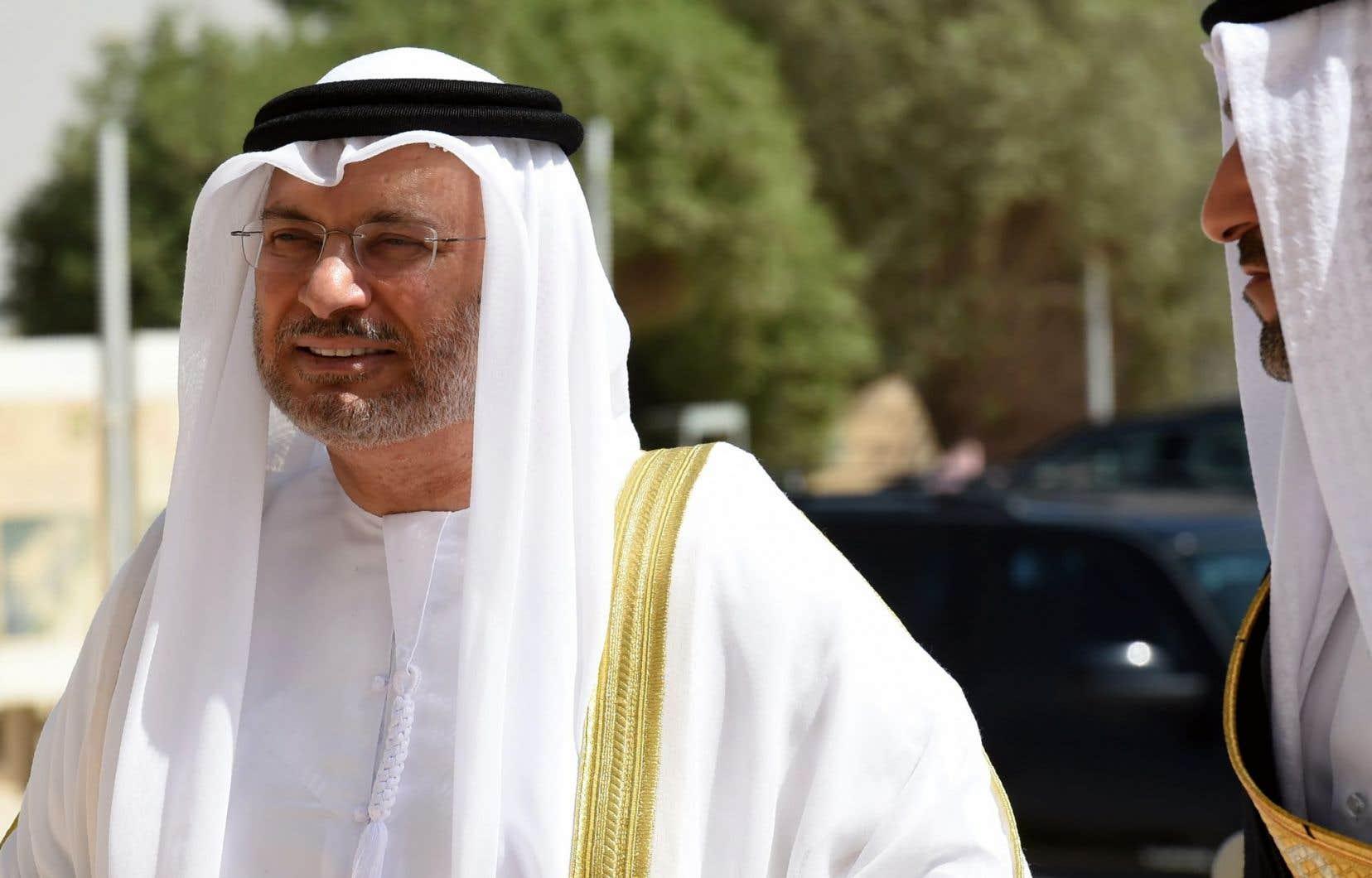 Le chef de la diplomatie des Émirats arabes unis, Anwar Gargash, a sommé le Qatar de prendre «au sérieux» la liste de demandes de ses voisins.