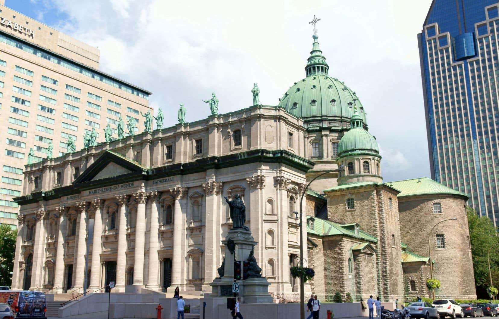 La basilique-cathédrale Marie-Reine-du-Monde pourra compter sur 406 662 $ d'investissement.