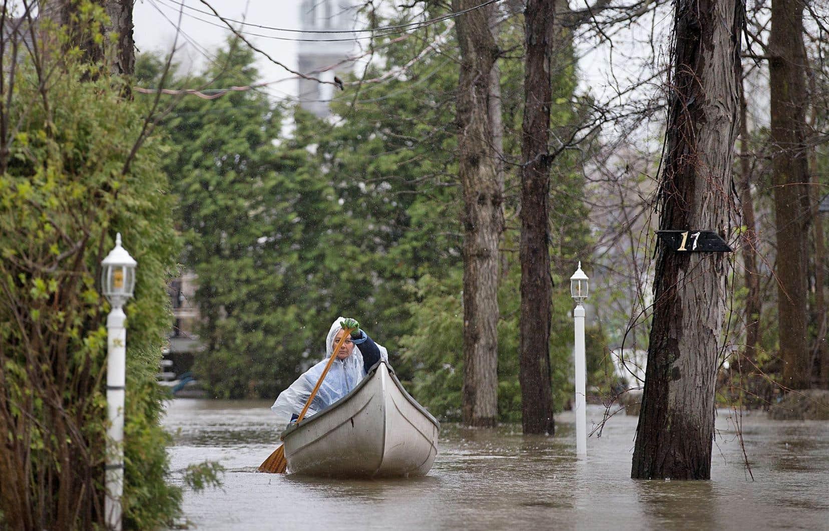 Les graves inondations des dernières années ont été aggravées notamment par le déboisement, la perte de milieux humides et l'artificialisation des berges.