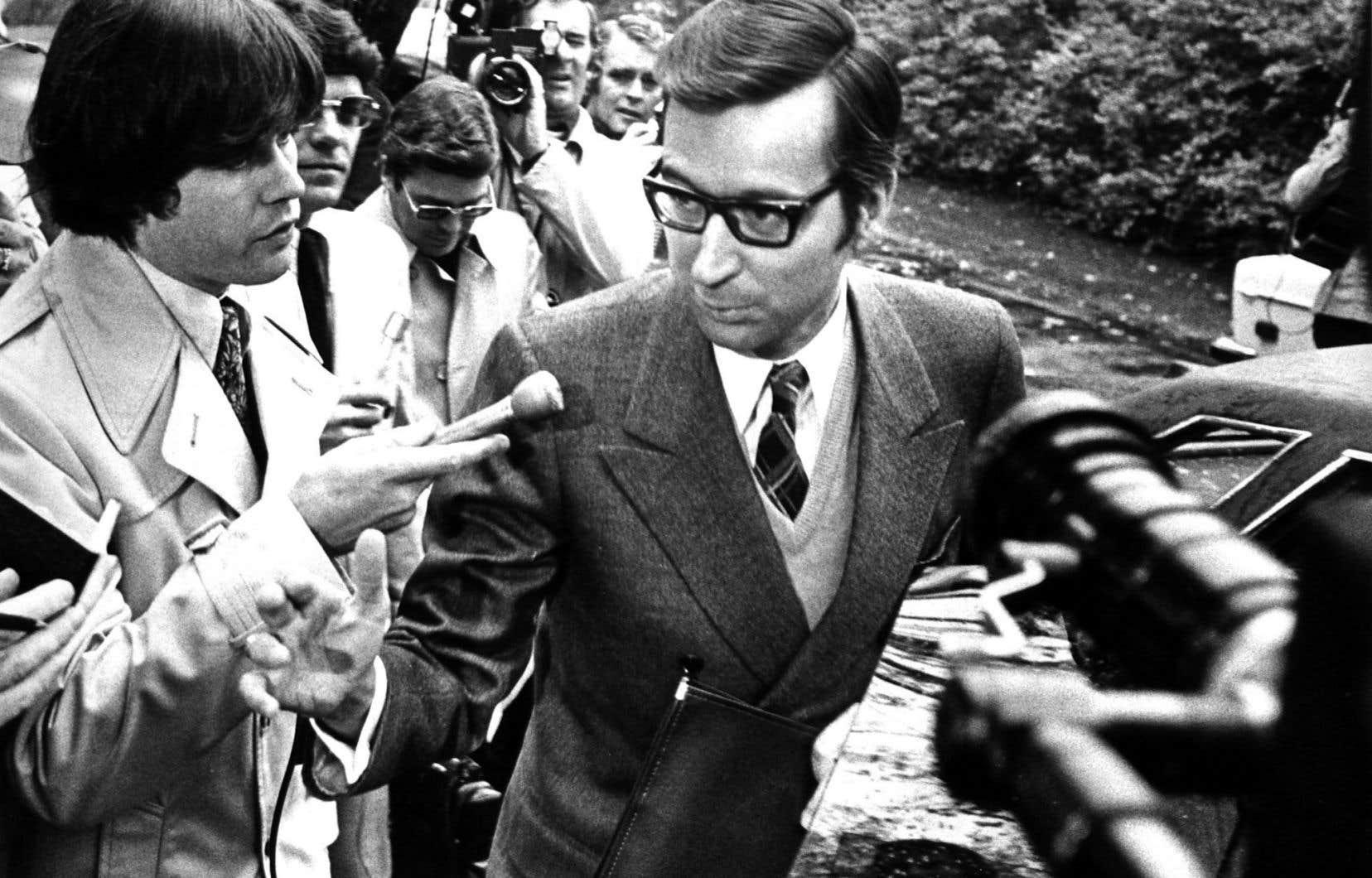 Lors des élections de 1973, le découpage de la carte électorale favorisé par Robert Bourassa a produit les plus fortes distorsions de l'histoire du Québec.