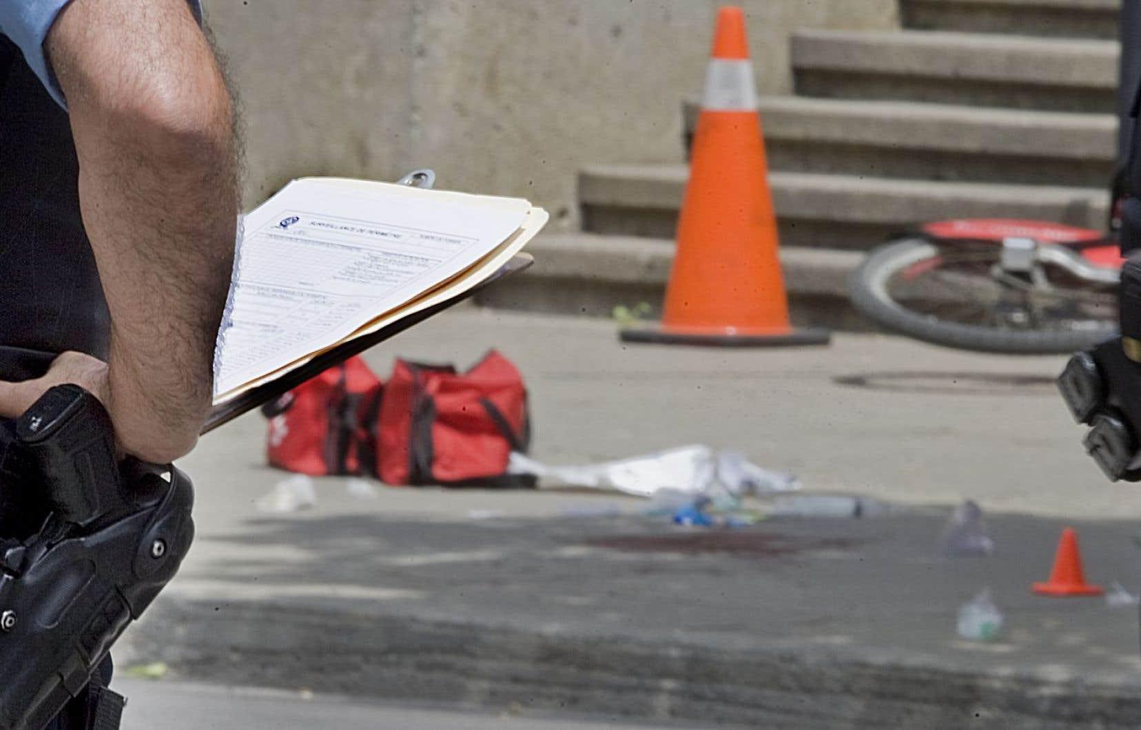 Le rapport du coroner Luc Malouin sur la mort d'Alain Magloire, déposé en 2016, soulignait les faiblesses de la formation policière sur les interventions auprès des personnes en détresse psychologique.