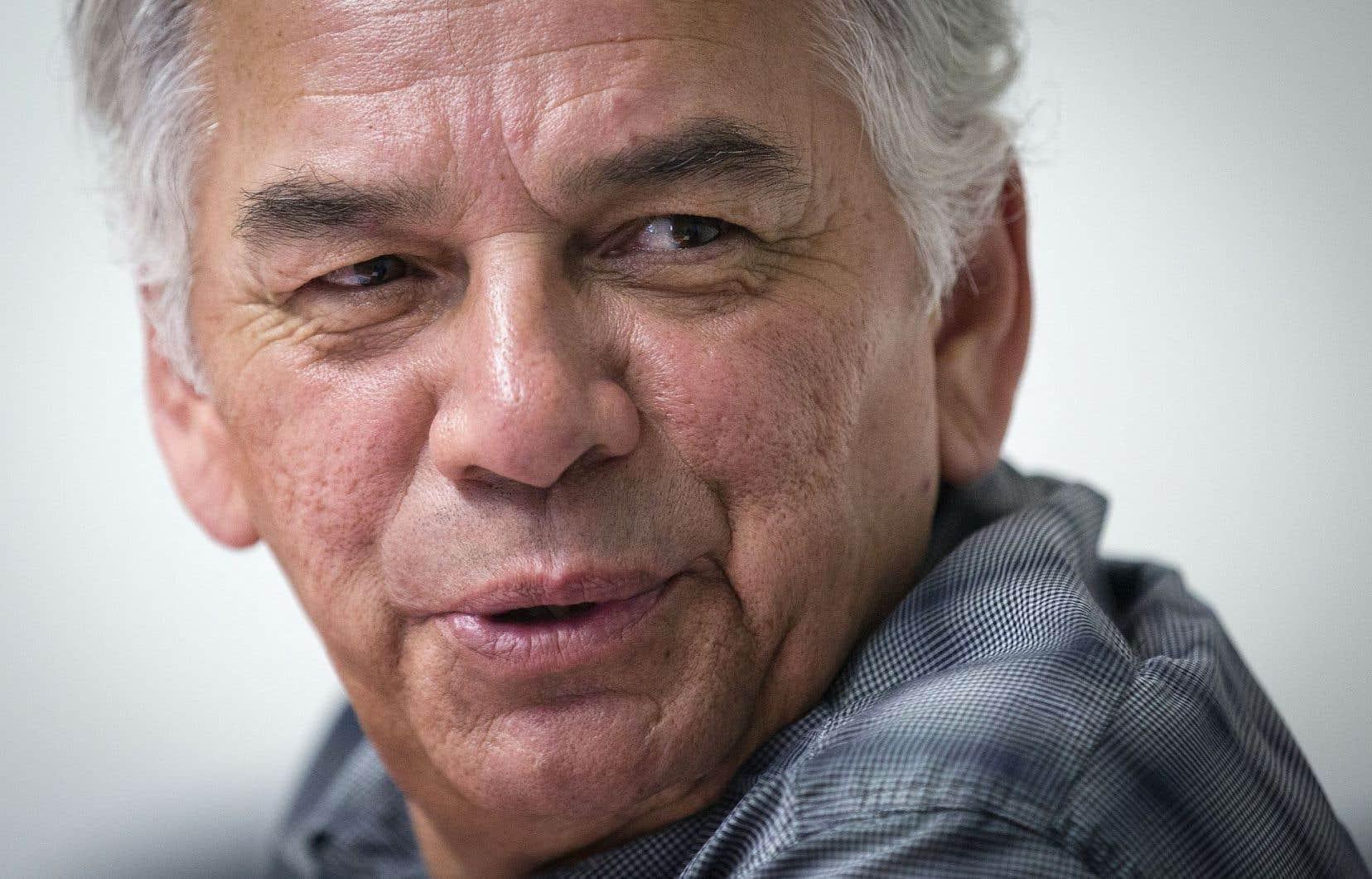 Ghislain Picard, chef de l'Assemblée des Premières Nations du Québec et du Labrador