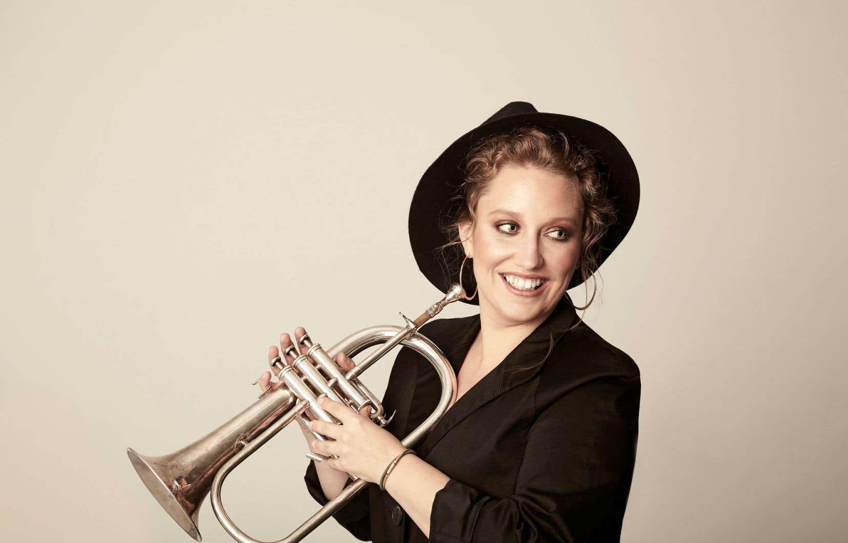 Rachel Therrien a fait paraître l'an dernier «Pensamiento: Proyecto Colombia», un disque excitant qu'elle a enregistré à Bogotá.