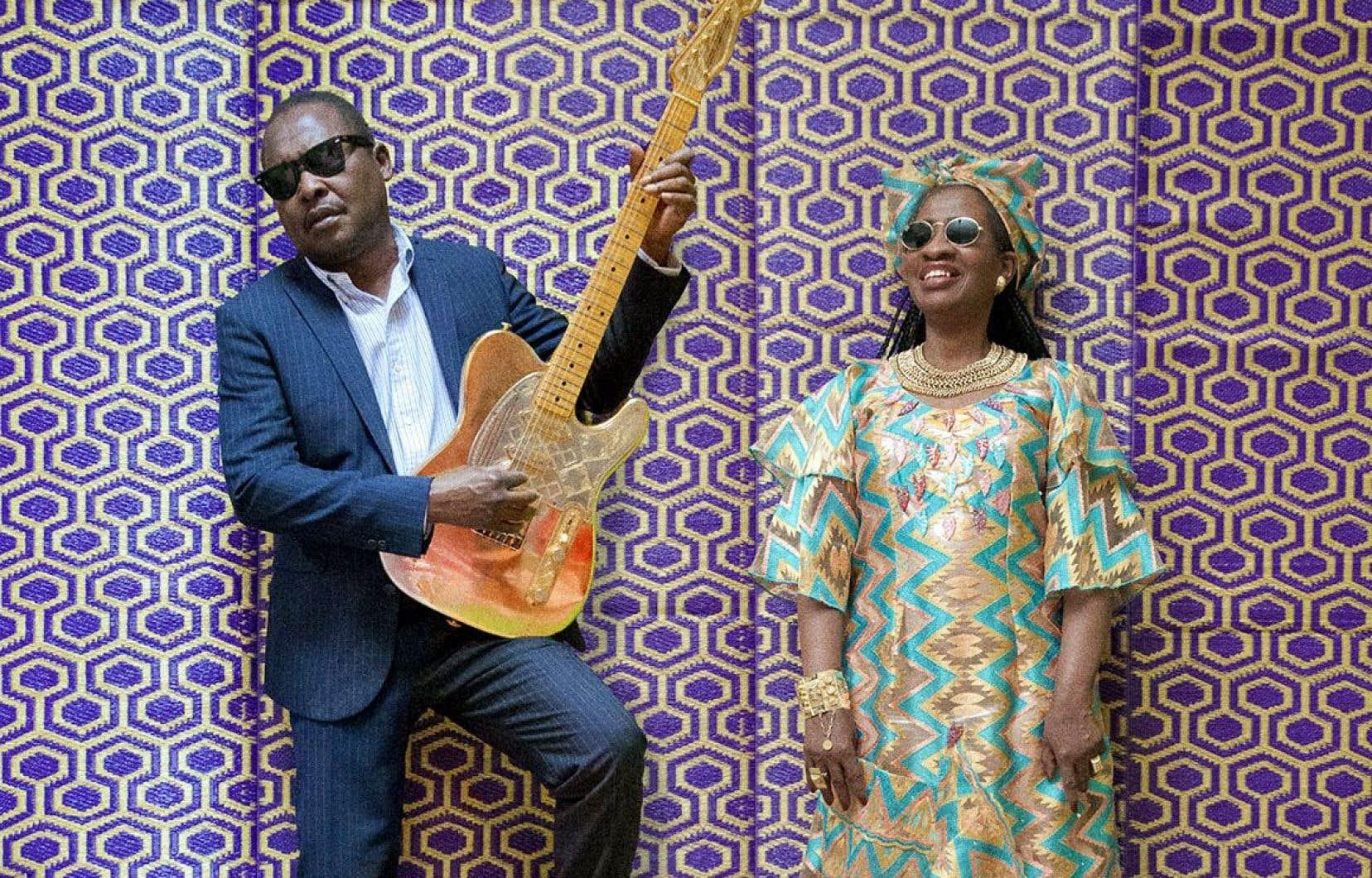 Le célèbre duo malien offrira jeudi le concert d'ouverture des 31esNuits d'Afrique.