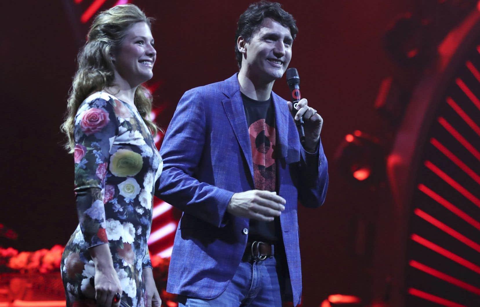Justin Trudeau a évoqué la nouvelle politique d'aide internationale féministe du Canada, qui place les femmes et les filles au cœur des efforts d'aide du Canada.