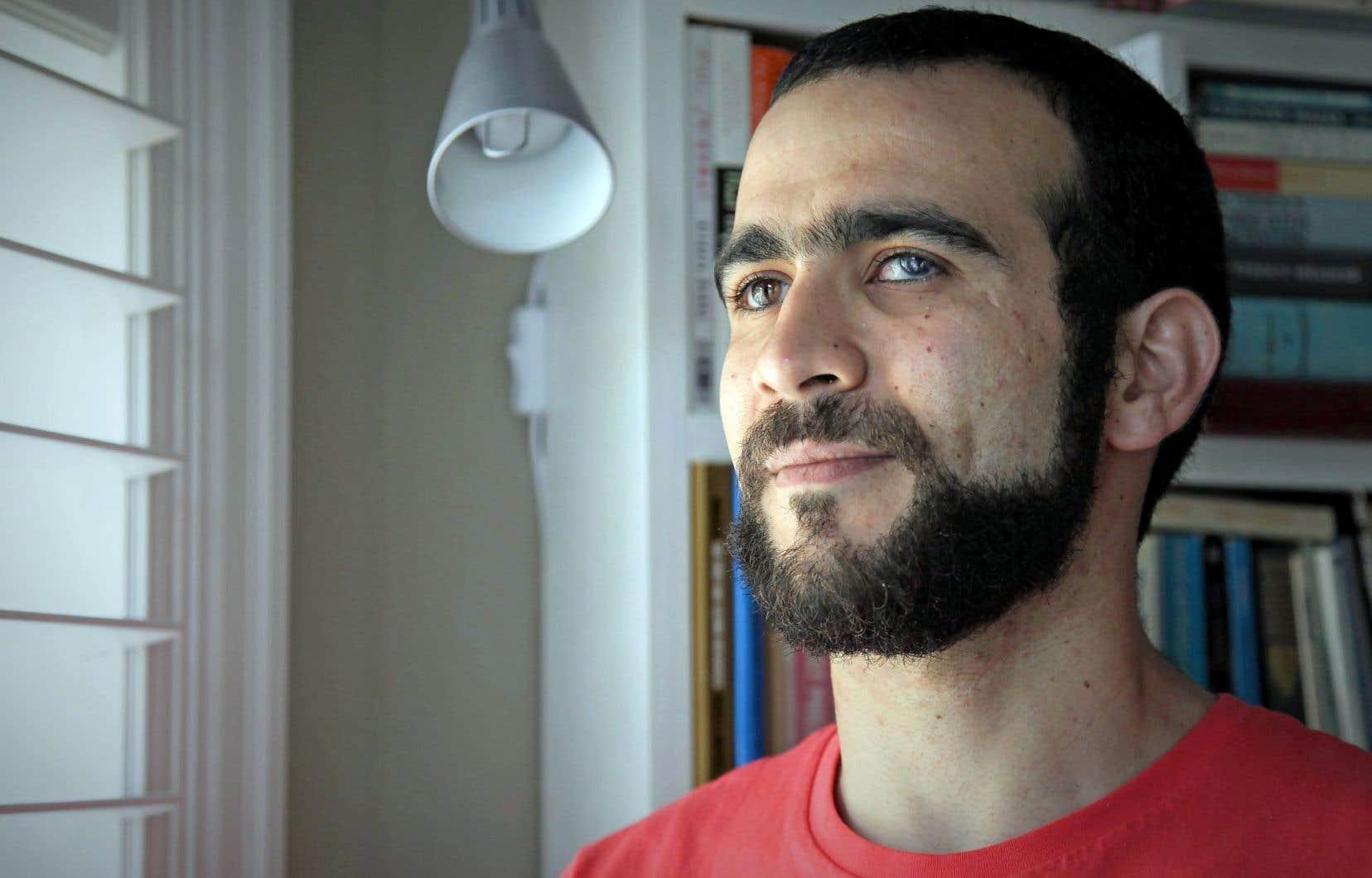 Omar Khadr compte terminer ses études en sciences infirmières et travailler à apaiser la douleur des personnes souffrantes.