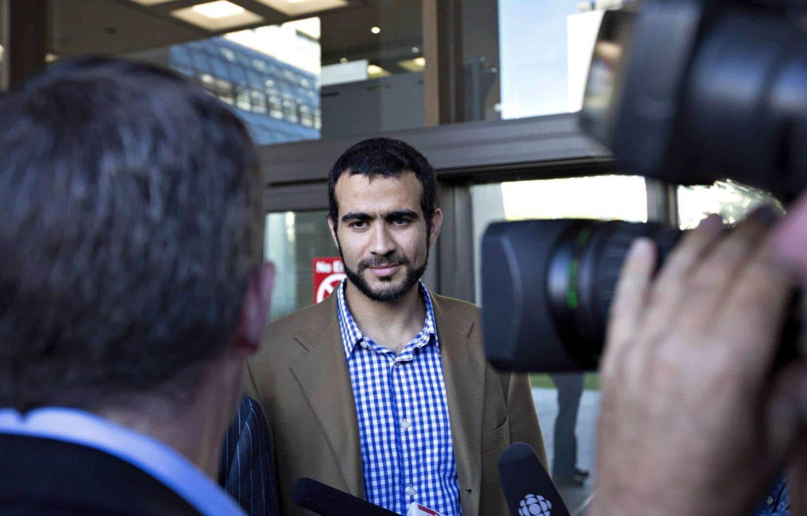 Dans une entrevue accordée au réseau CBC, Omar Khadr a indiqué que ces excuses «restaureront un peu ma réputation ici au Canada et c'est la chose la plus importante pour moi».