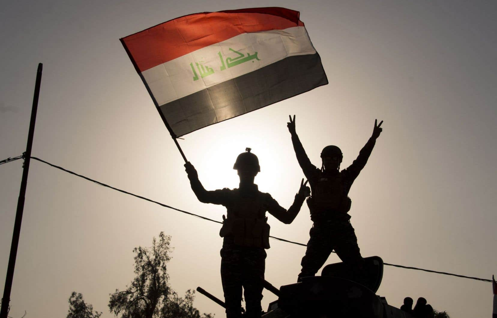 La reconquête de Mossoul est la plus importante victoire de l'Irak face au groupe armé EI depuis 2014.