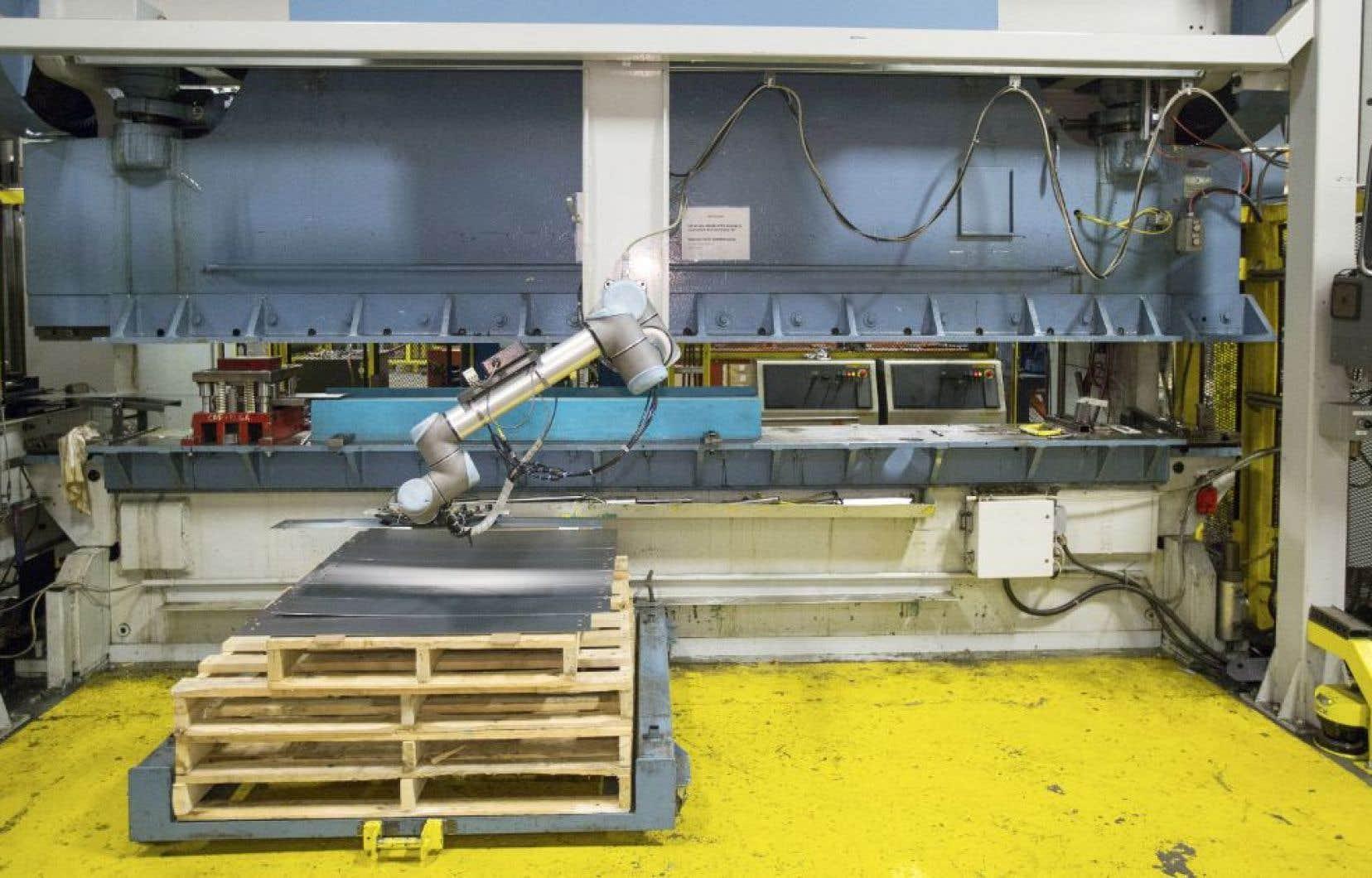 L'étude dévoile que les robots collaboratifs doivent être utilisés avec précaution.