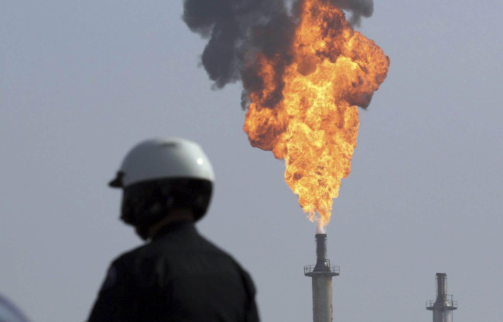 Les industriels avancent des «progrès technologiques» pour réduire leurs impacts, par l'intermédiaire de la capture et du stockage du CO2 ou des biocarburants.