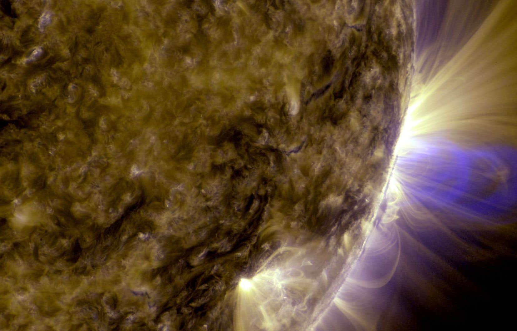 Le champ magnétique du soleil oscille sur une période décennale. D'autres étoiles ont des cycles magnétiques allant d'une à plusieurs dizaines d'années.