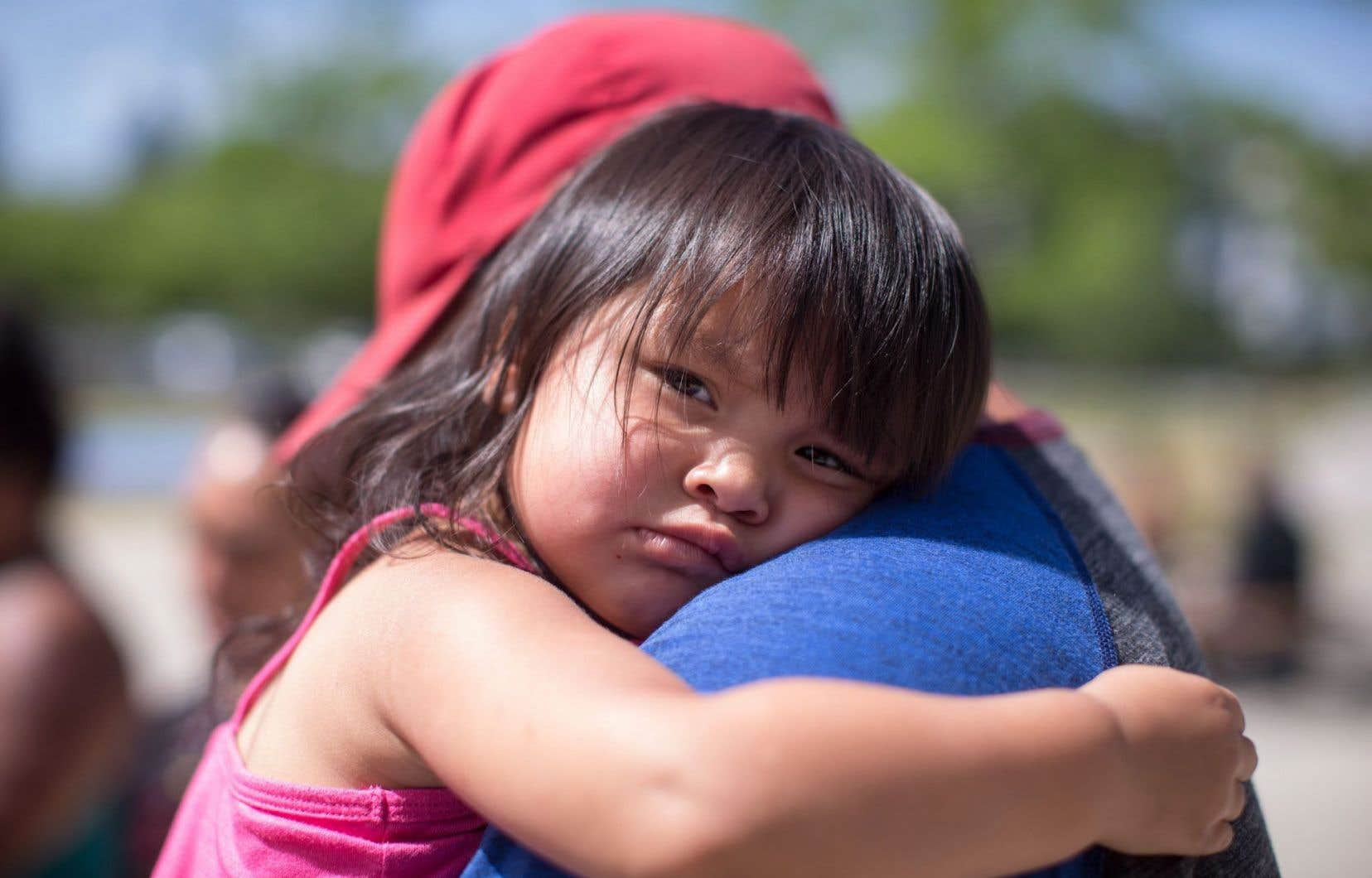 Kamloops,qui est selon lui surbondée, doit également accueillir les évacués de Loon Lake.