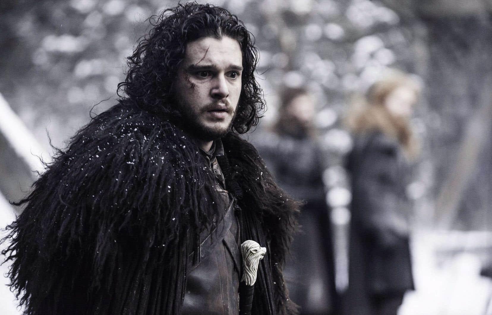 Les péripéties épiques de Jon Snow et autres prétendants au trône de fer tiennent en haleine des millions de téléspectateurs.