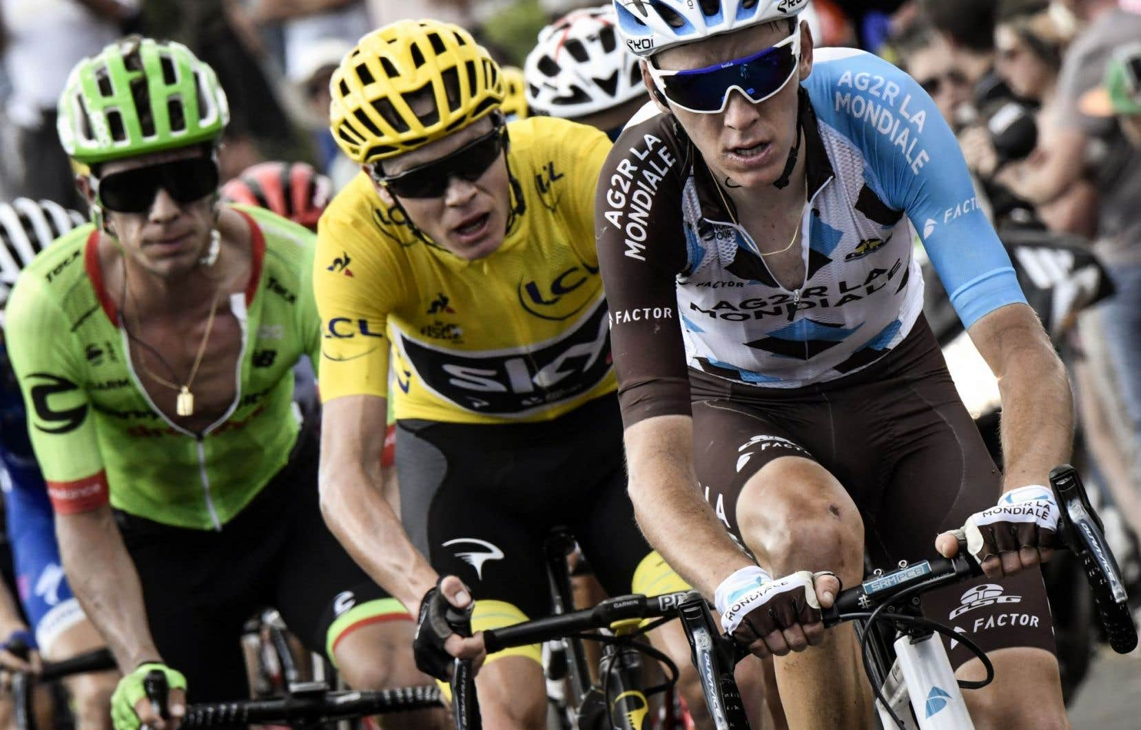 Froome mise sur l'équipe la plus forte du peloton, et il demeure le favori pour conclure l'épreuve avec le maillot jaune.