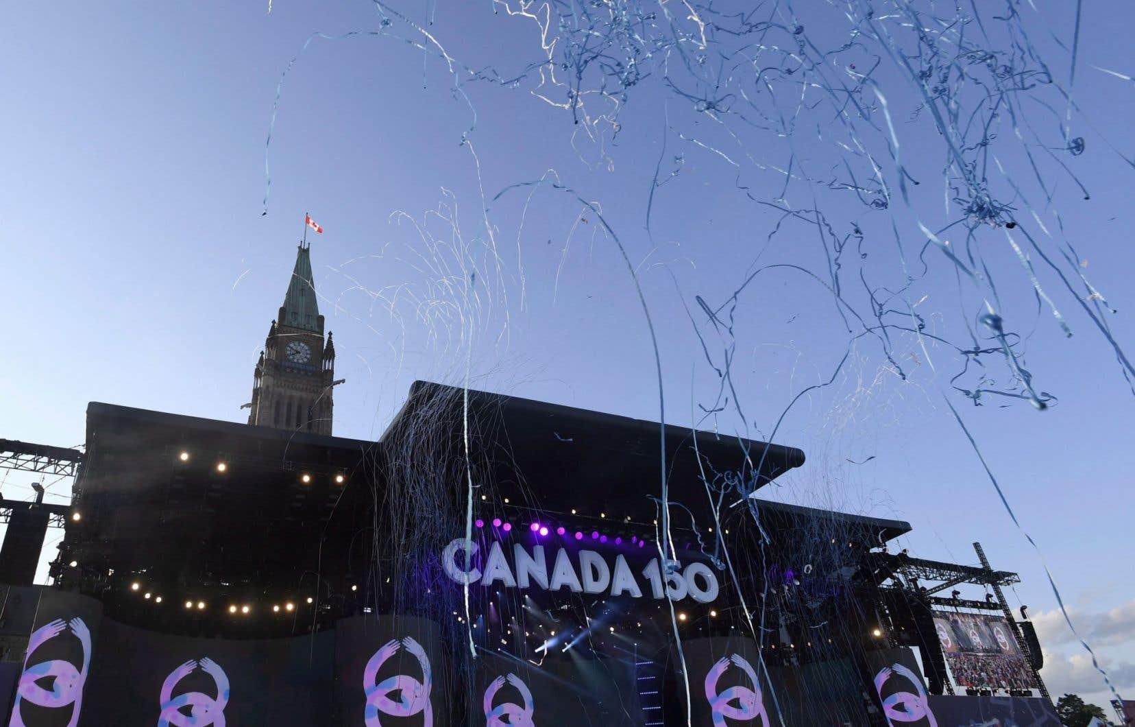 Ce n'est pas le 150e anniversaire que les fédéralistes nationalistes du Québec fêteront cette année, car leur Canada est bien plus vieux que cela.