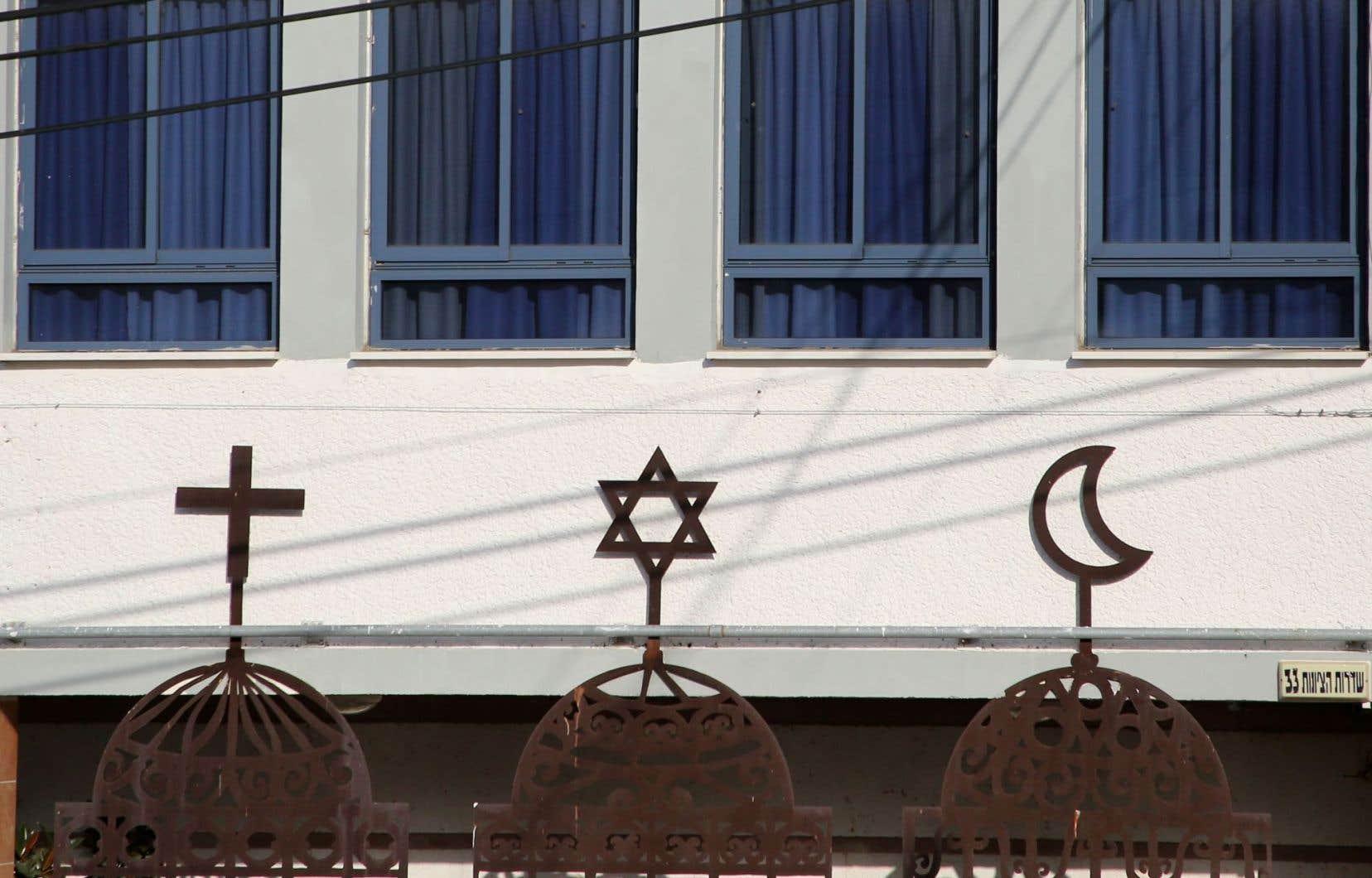 «Nous croyons aujourd'hui, en Occident, que la culture, c'est tout, sauf la religion», écrit l'auteur.