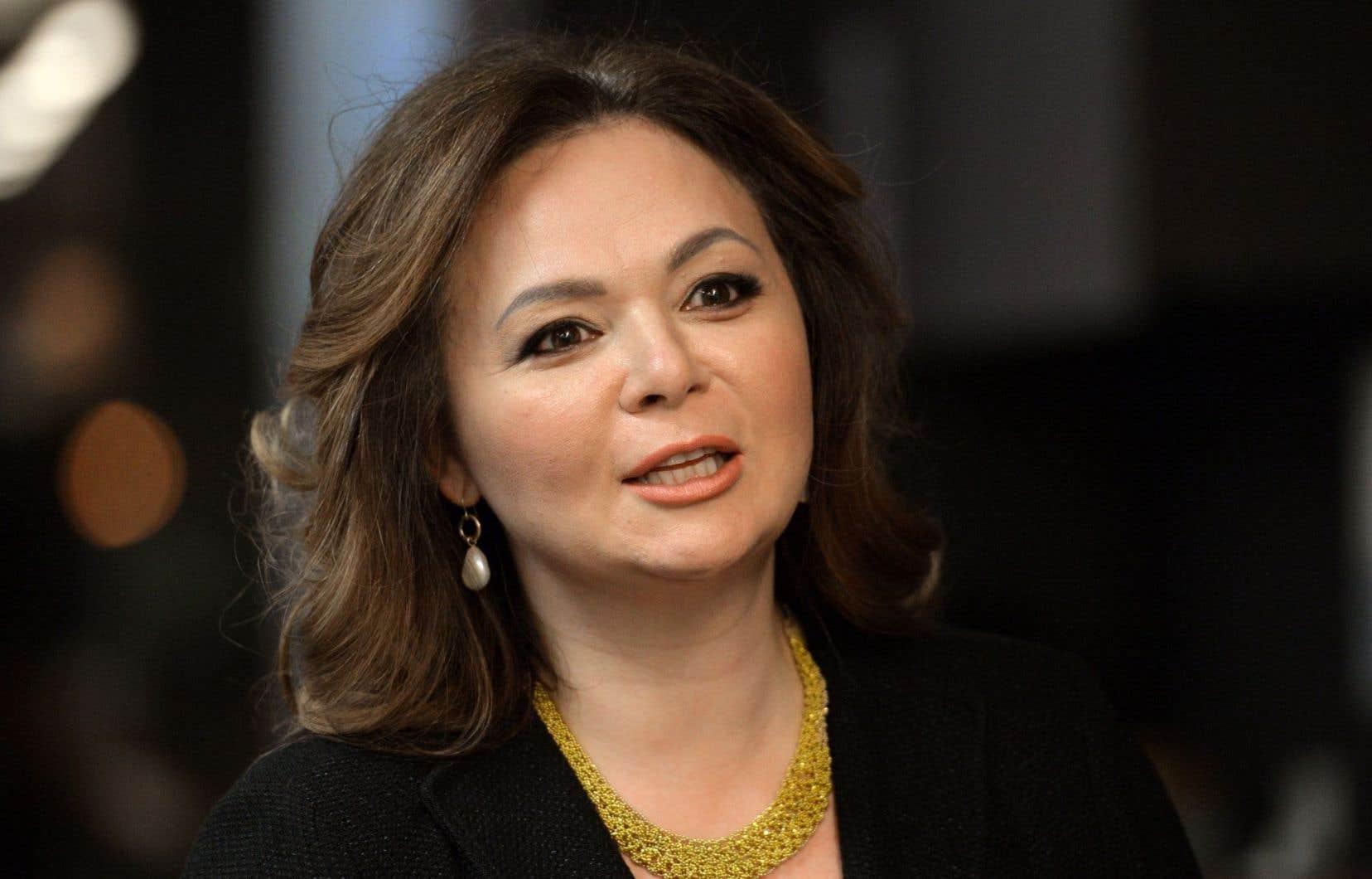 L'avocate russeNatalia Vesselnitskaïa