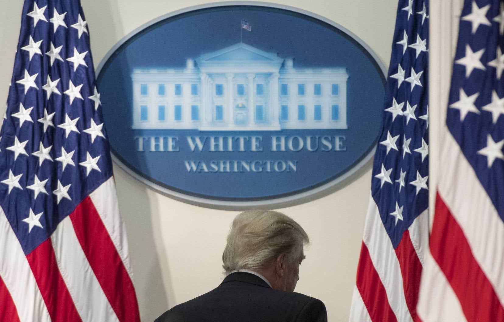 Le président américain a clamé après son élection que de trois à cinq millions de personnes avaient illégalement voté, un chiffre qu'aucune étude officielle n'appuie.