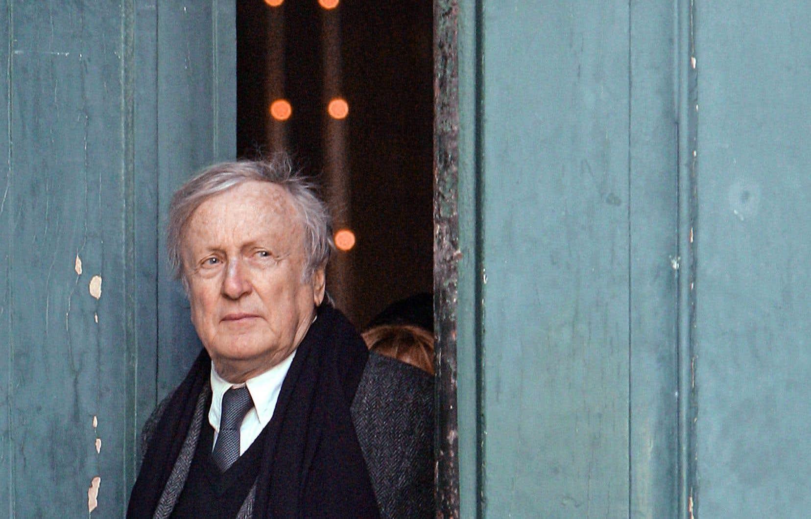 Claude Rich a joué pour plusieurs grands cinéastes, dont Gilles Carle, pour lequel l'acteur français a interprété le curé Cordelier dans l'adaptation de «Maria Chapdelaine» en 1983.
