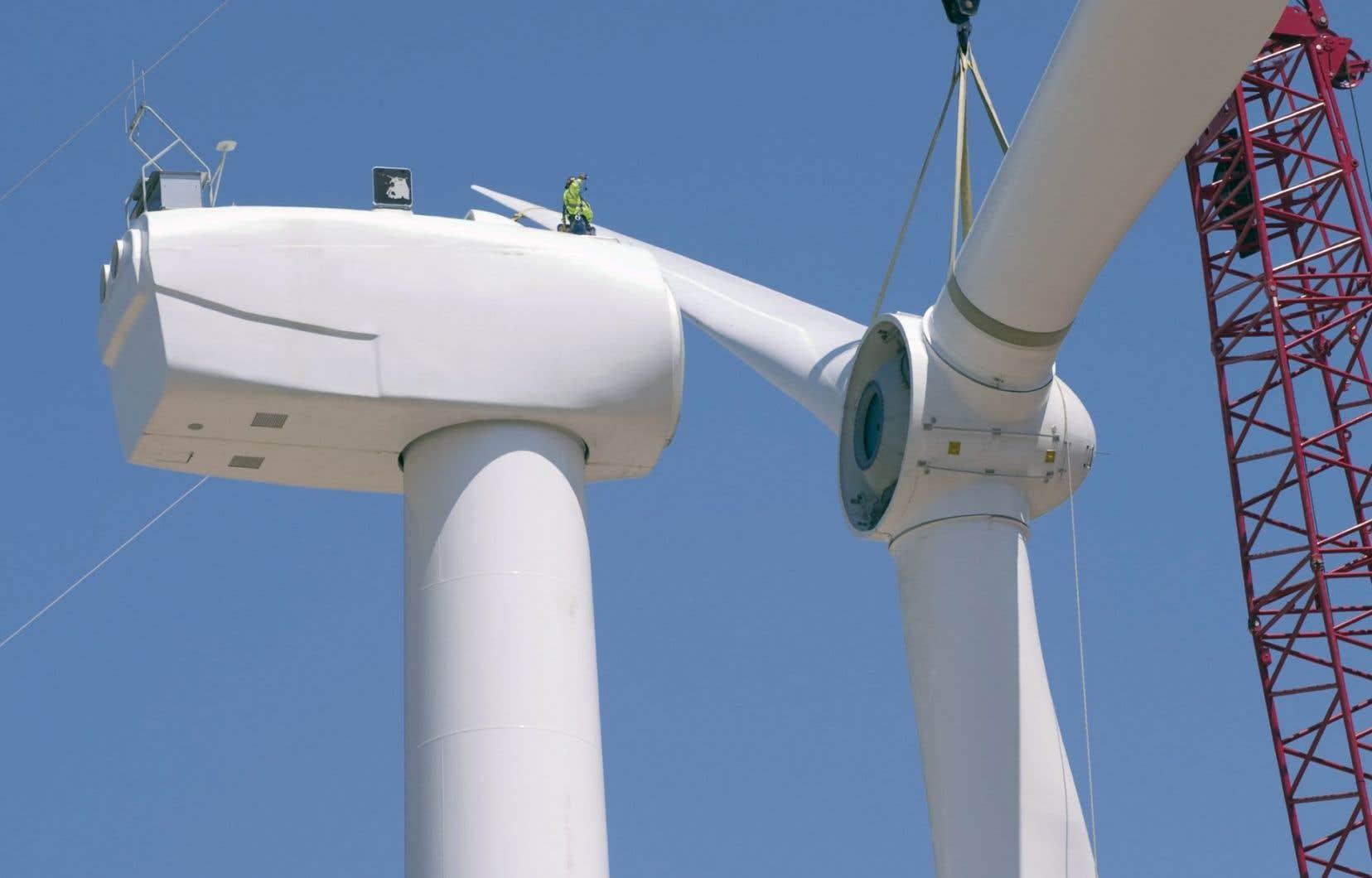 Créée en 1995, l'entreprise Boralex est devenue l'un des grands joueurs de l'industrie de l'énergie renouvelable au Canada.