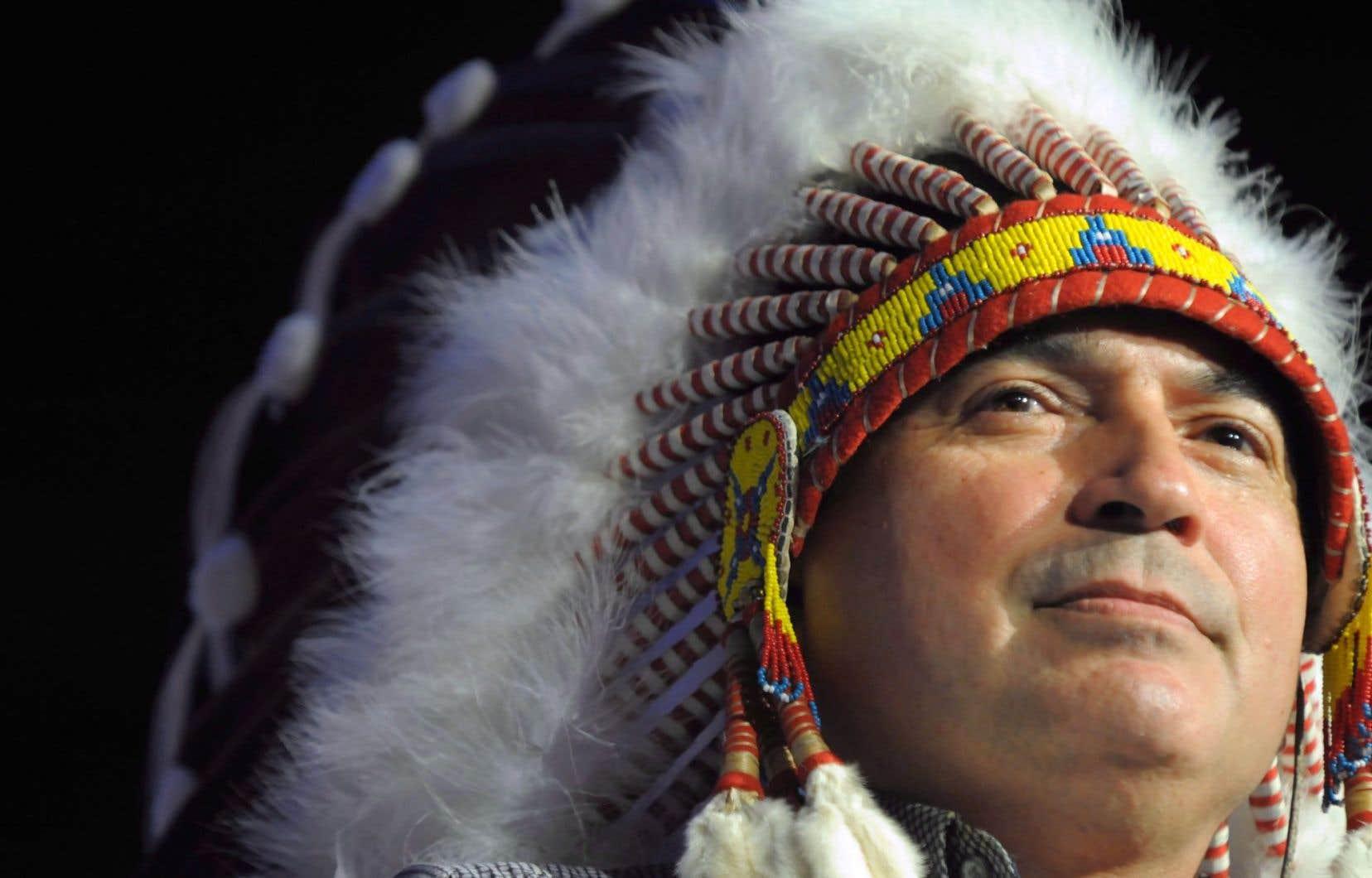 Le chef national de l'Assemblée des Premières Nations, Perry Bellegarde, a reconnu que les chefs régionaux sont divisés quant au sort de la commission d'enquête.