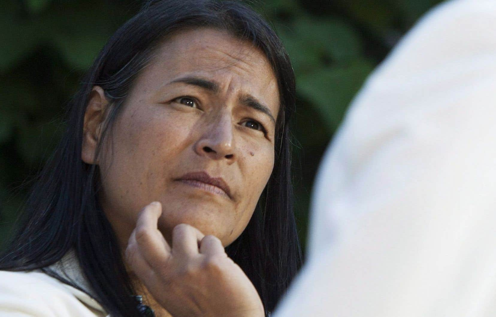 La commissaire de l'Enquête nationale sur les femmes et les filles autochtones disparues et assassinées, Michèle Audette donnera à un cours à l'école d'été «La gouvernance autochtone au féminin».