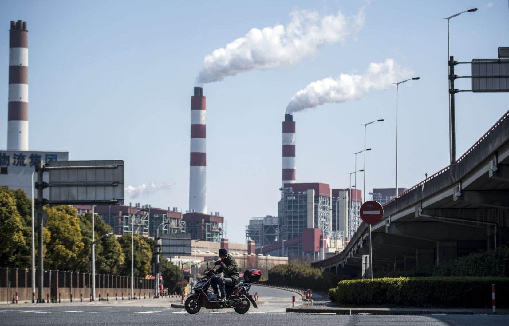 <p>Les calculs des chercheurs intègrent des efforts pour limiter l'utilisation des énergies fossiles.</p>