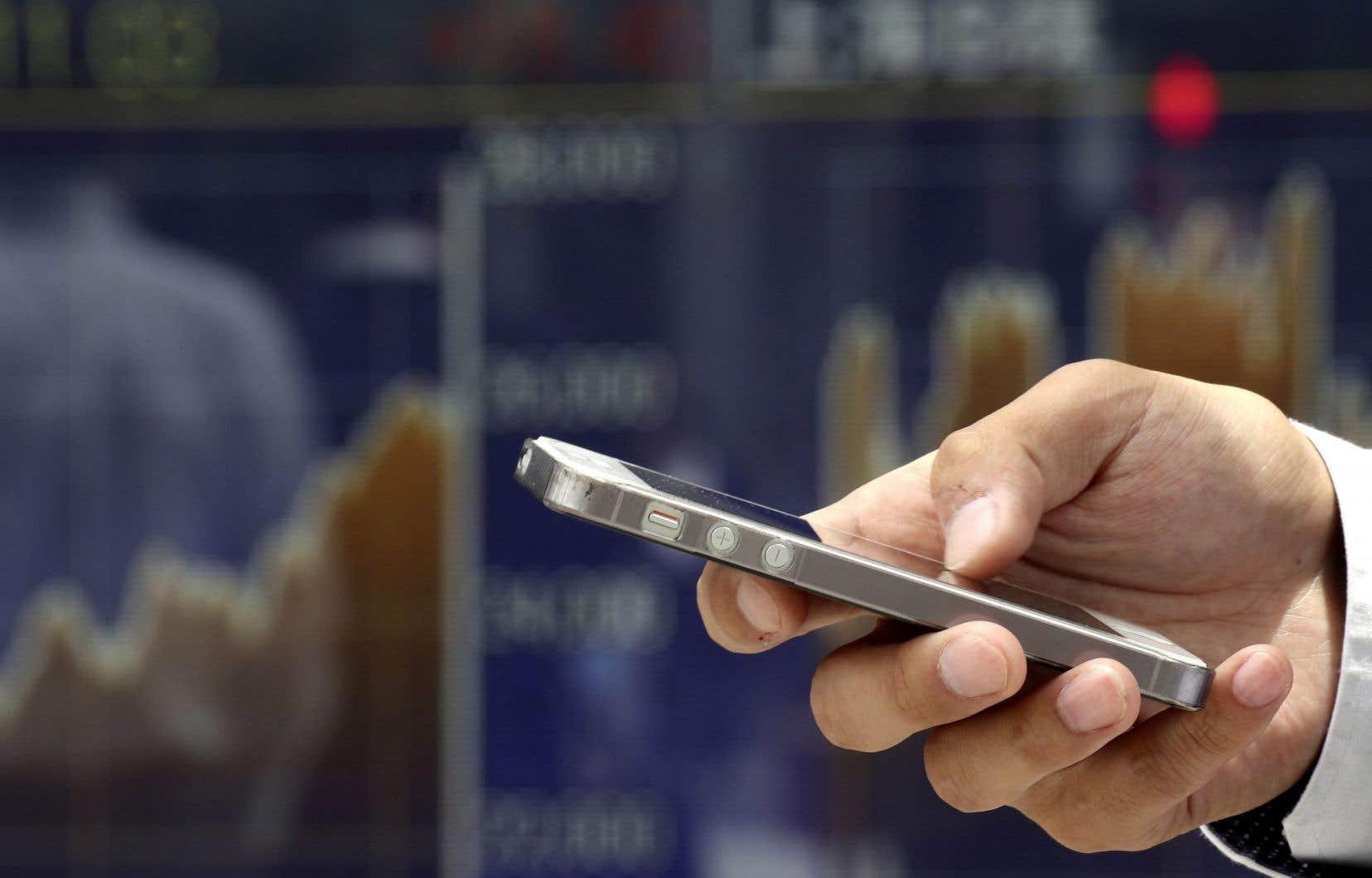 Les médias purement numériques analysés par le Pew Center utilisent à 61% une application mobile pour rejoindre leurs lecteurs.