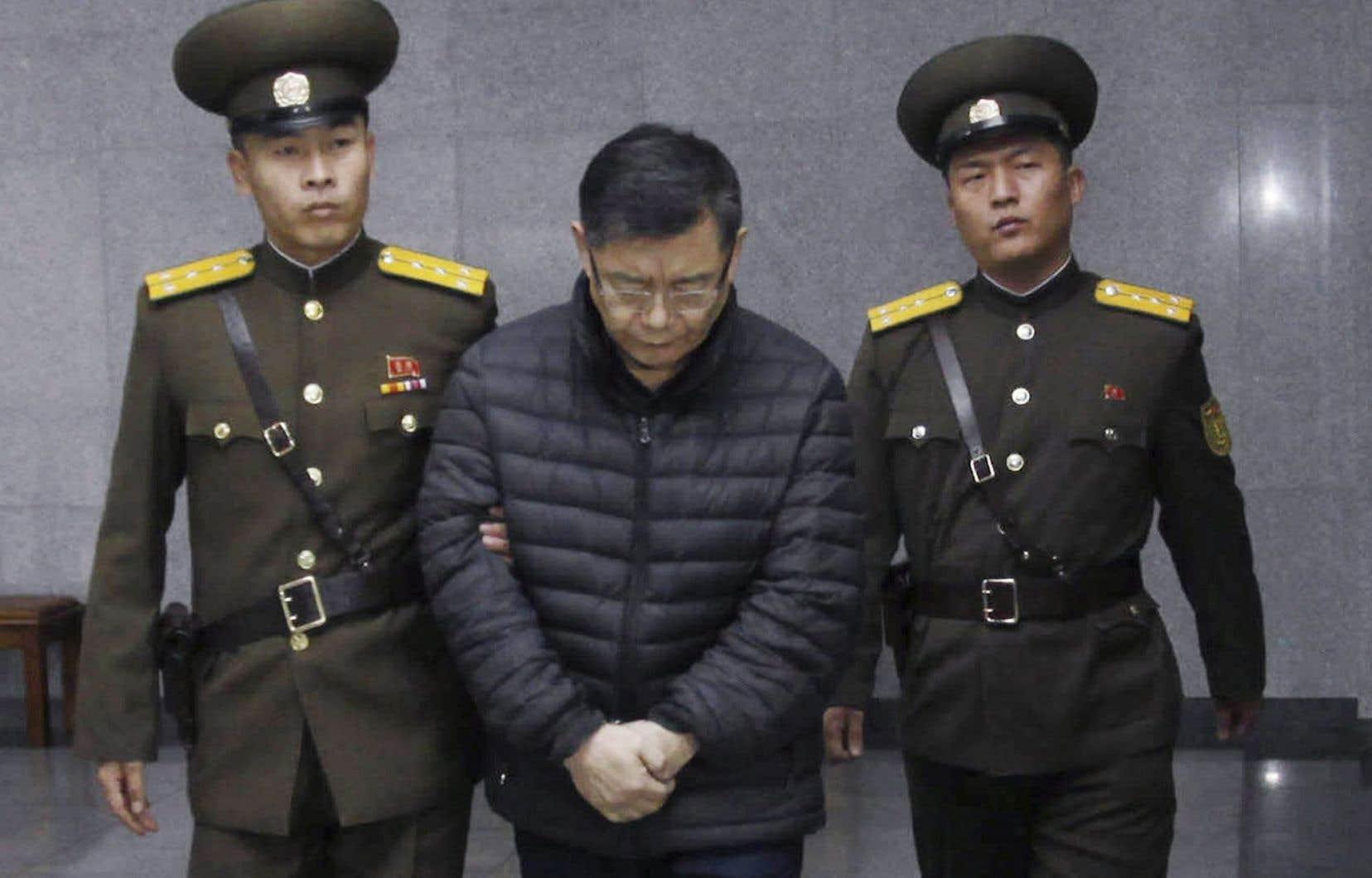 Le pasteur de Mississauga Hyeon Soo Lim est détenu depuis 2015 en Corée du Nord.