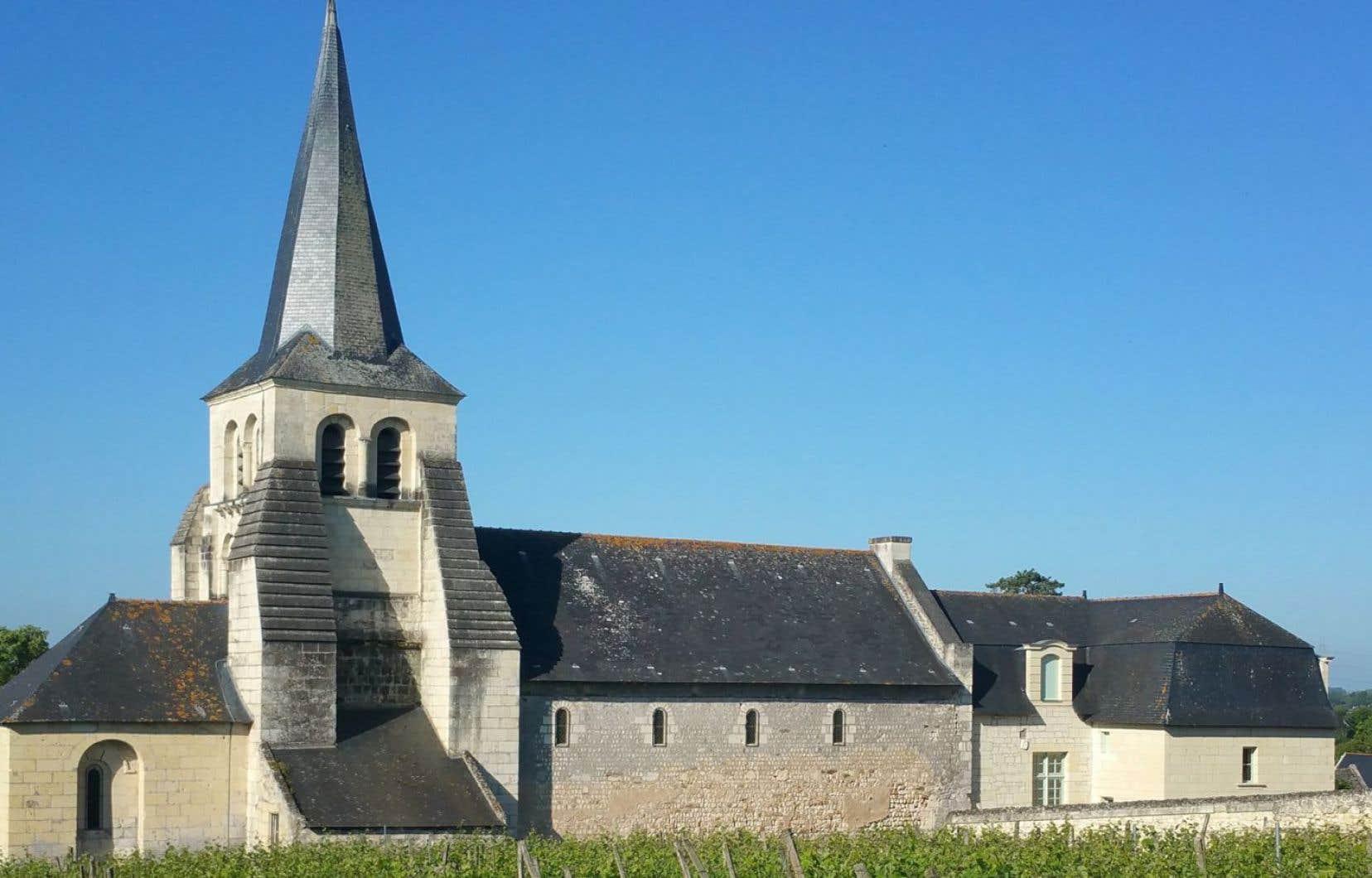 Distré, près de Saumur, lieu d'origine de Jean Proust, l'ancêtre de la majorité des Proulx d'Amérique, établi en 1673 à Montmagny et marié à Jacquette Fournier, petite-fille de Louis Hébert.