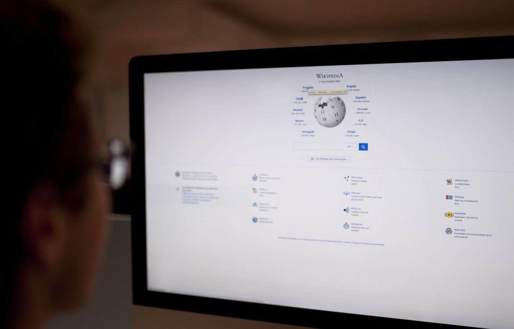 Wikipédia a multiplié les efforts pour répondre à la volonté de la population d'obtenir des informations impartiales.