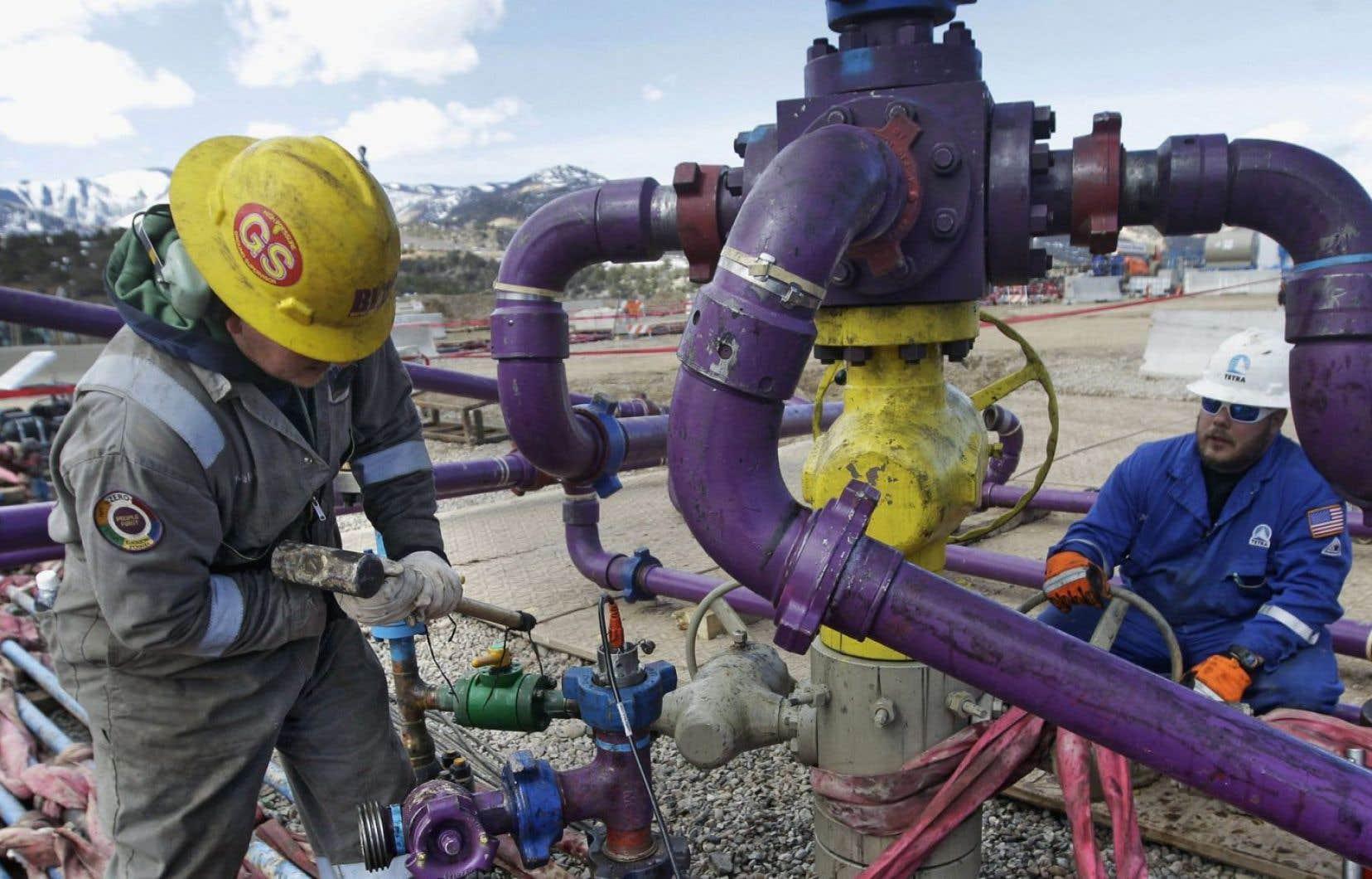L'exploration des hydrocarbures était déjà encadrée par plusieurs lois au Québec.