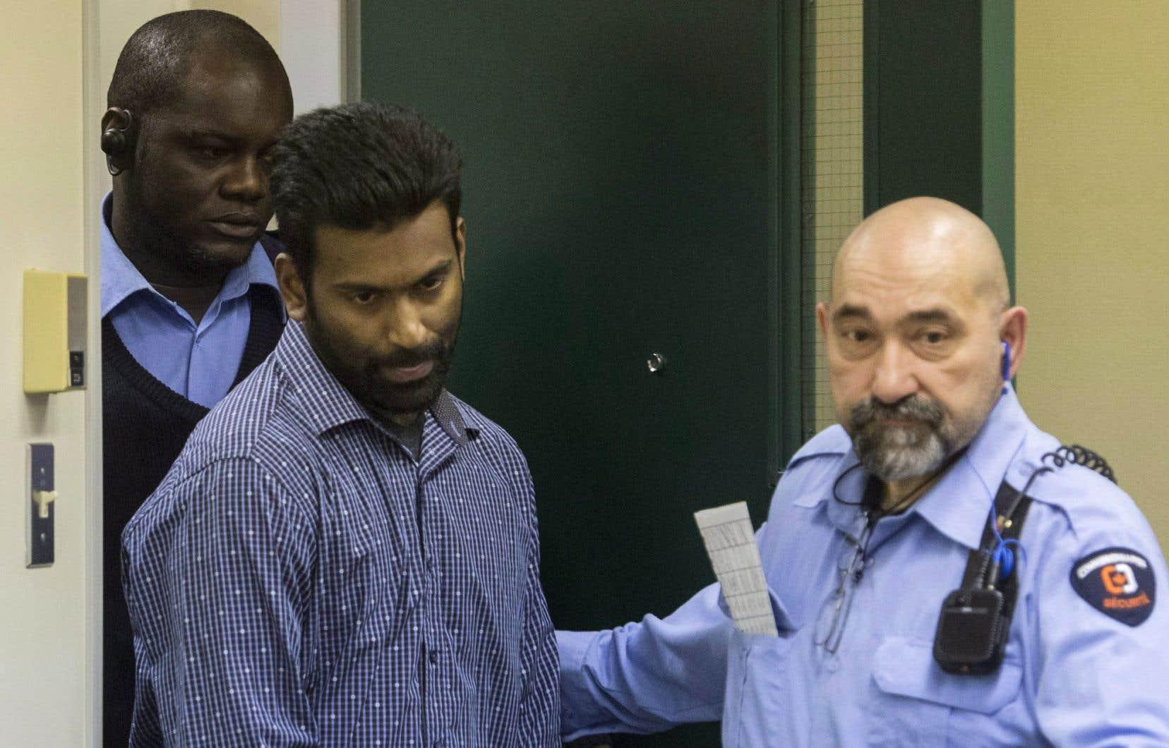 Sivaloganathan Thanabalasingham est devenu en avril dernier le premier accusé au Québec à avoir évité d'être jugé pour le meurtre de son épouse, Anuja Baskaran.