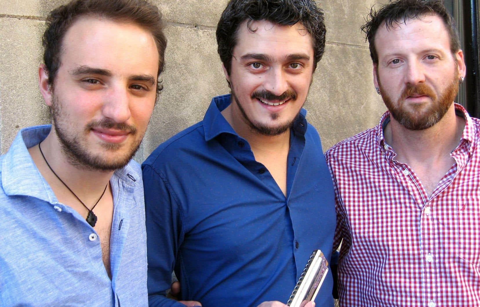 Franco Luciani tourne au Québec et en Ontario avec son polyvalent trio, qui peut s'adapter à tous les styles de musique argentine.