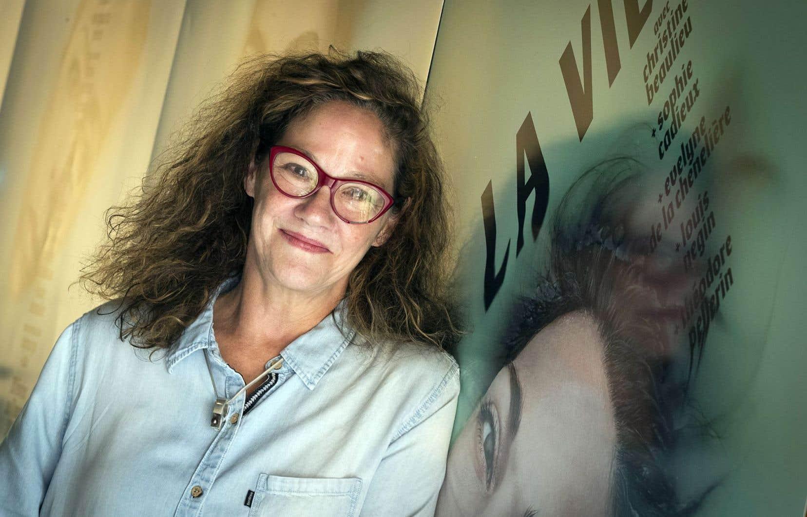 Malgré les rénovations, l'esprit de la salle demeure, affirme la directrice générale et artistique, Ginette Noiseux.