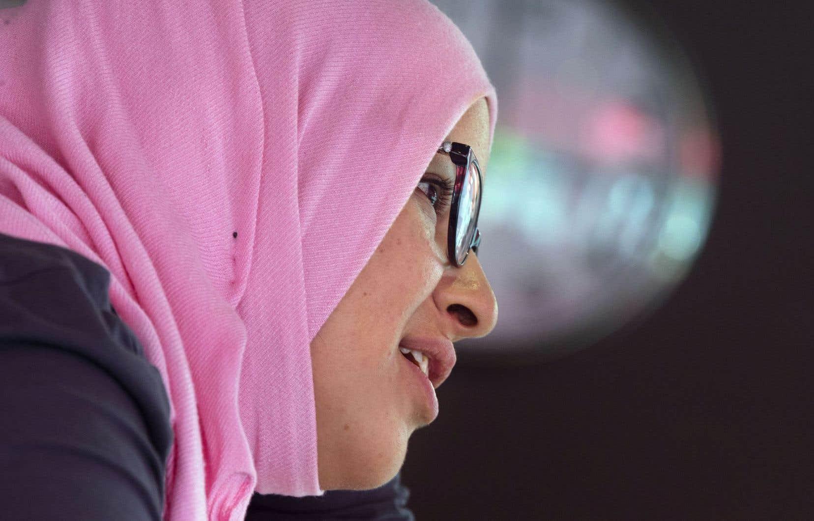 Hanaa Alabdullah est pour ainsi dire «tolérée» jusqu'en 2019 au Canada, mais sans possibilité d'obtenir un statut qui lui permettrait légalement d'étudier, de travailler ou d'obtenir des soins de santé.