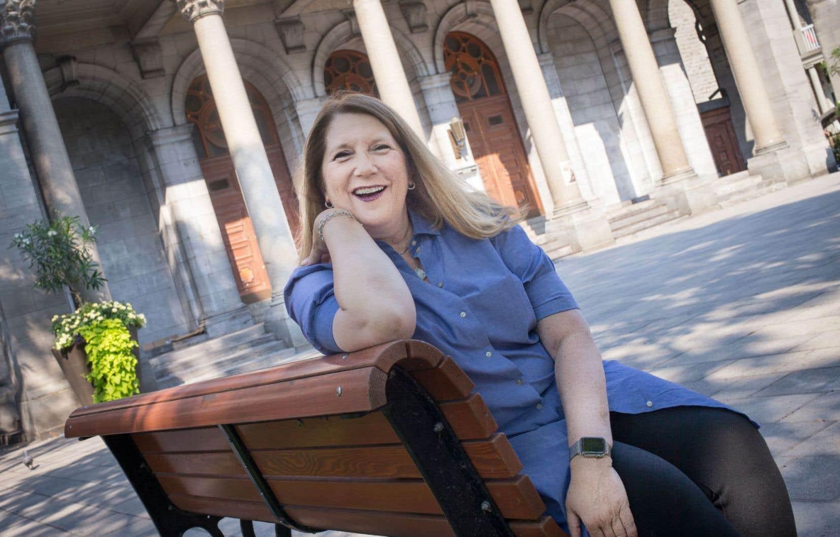 Joanne Arseneau croit que le genre d'histoires qu'elle chérit trouve de plus en plus d'écho à l'écran.