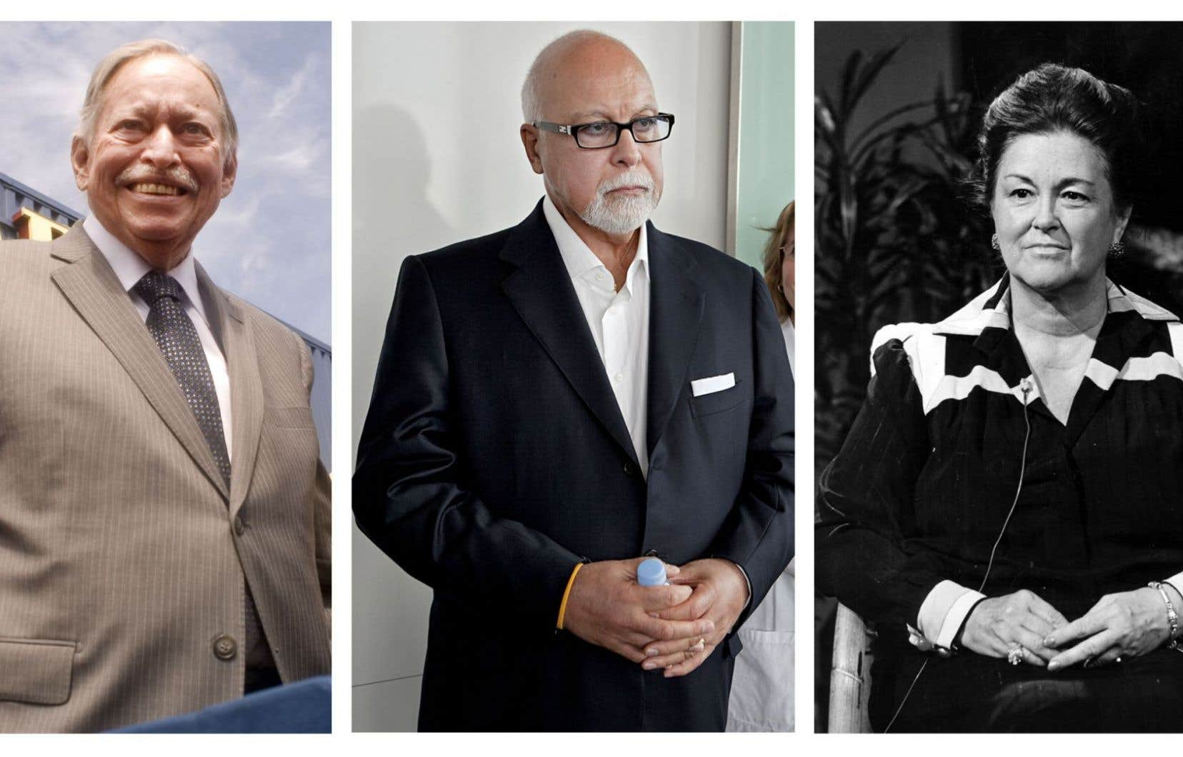 Dans l'histoire du Québec, vingt personnalités publiques ont eu droit à des obsèques nationales, parmi lesquelles Jacques Parizeau, René Angélil et Marie-Claire Kirkland-Casgrain.