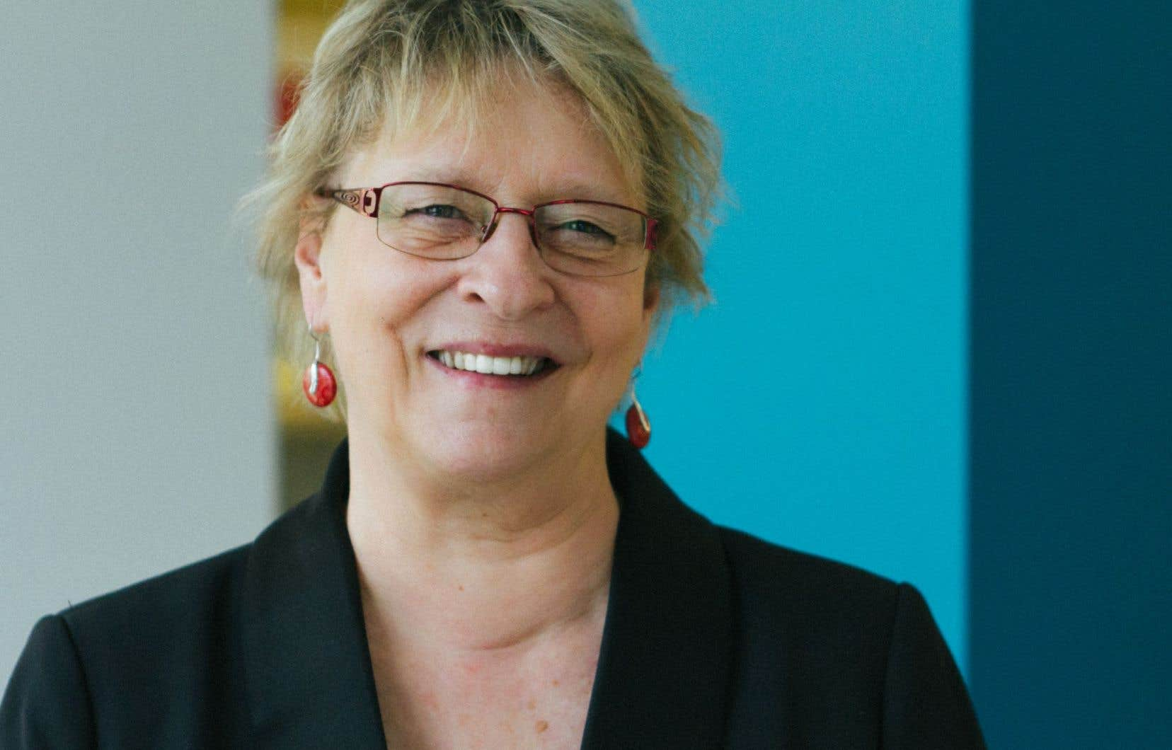 Les accusations de La Presse de «faire du militantisme» attaquent «injustement leur intégrité», affirme Mme Beaugrand-Champagne.